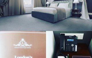 rezervation london hotel